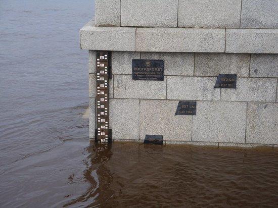 Амур может превысить паводковый «рекорд» 2013 года