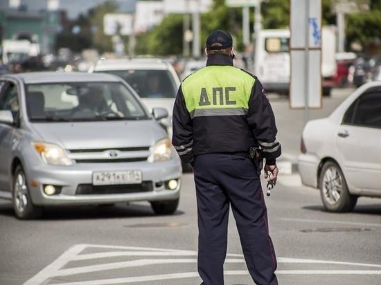 64 пьяных водителя поймали за три дня сотрудники ГИБДД на дорогах Новосибирска