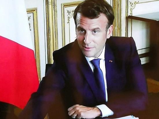 Франция и ФРГ высказались об отношениях с Россией на саммите ЕС