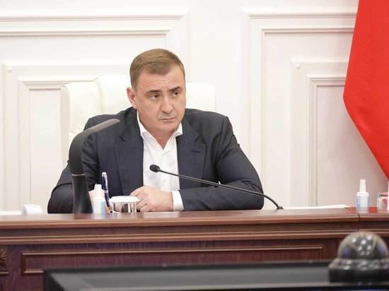 Алексей Дюмин попал под санкции Украины