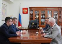 С 22 по 25 июня в Казахстане работала бизнес-миссия Рязанской области во главе с губернатором Николаем Любимовым