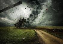 Смертельный торнадо снес 7 чешских деревень