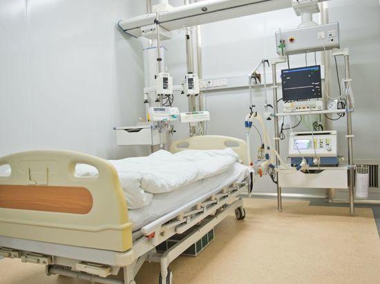 Дополнительные ковид-койки развернули еще в двух больницах Петербурга