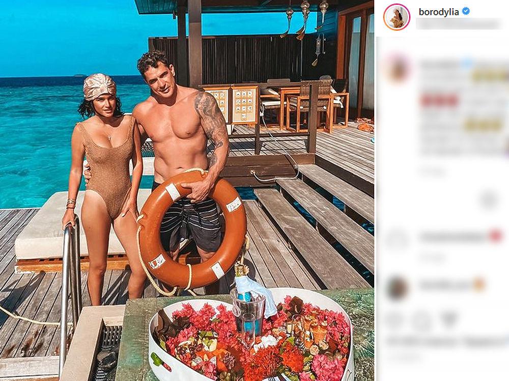 Ксения Бородина подала на развод: последние фото с Курбаном Омаровым