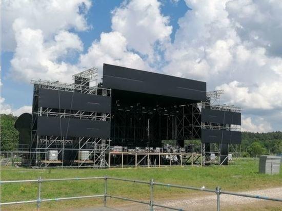 Организаторы фестиваля «Дикая Мята» получили компенсацию от властей Тульской области