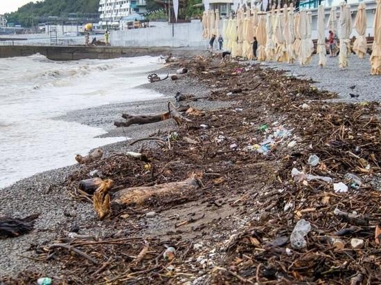 Ливни накрыли Ялту через неделю после наводнения