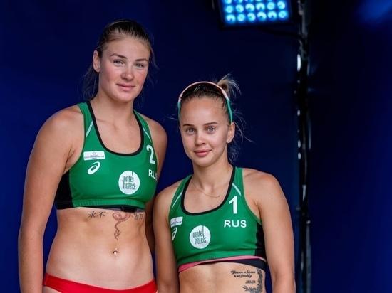 Калужские волейболистки уступили голландкам на финальном матче в Гааге