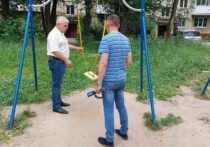 В Ивановской гордуме обсуждают снос детских игровых площадок