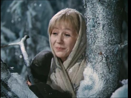 Скончалась звезда фильма «Двенадцать месяцев» Наталья Попова