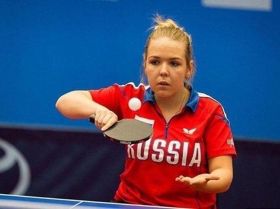 Псковская теннисистка выступит на Паралимпийских играх в Токио