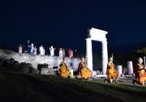 В Керчи состоялся XXIII Фестиваль античного искусства