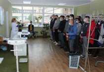 В Крыму продолжается весенний призыв, третий по счету в условиях угрозы распространения новой коронавирусной инфекции