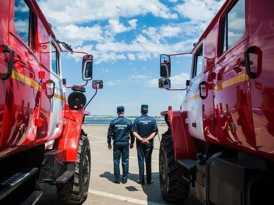 Под Волгоградом прошли рейды по пожарной безопасности в местах отдыха