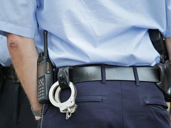 Барнаульские полицейские задержали мужчину, укравшего опору моста