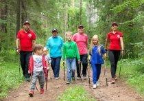В Ивановской области прошел детский фестиваль любителей скандинавской ходьбы