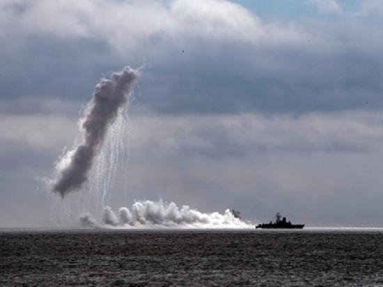 Военные на Сахалине и Курилах отбили условный морской десант