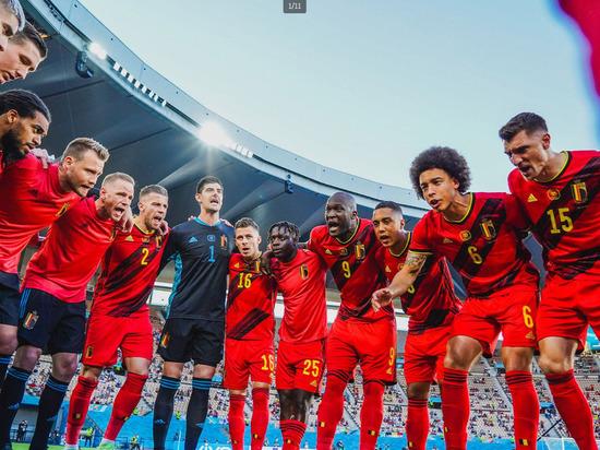 """""""С этим Евро будет что-то не так, если Бельгия не выиграет трофей"""""""