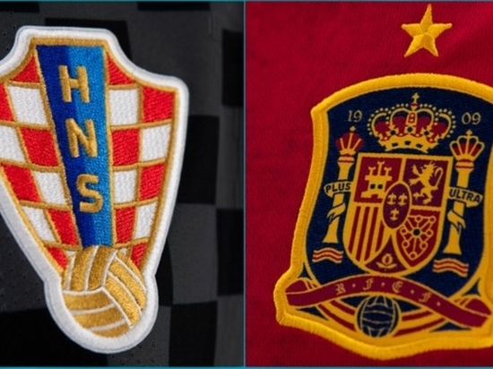 Итоговый счет – 5:3 в пользу Испании