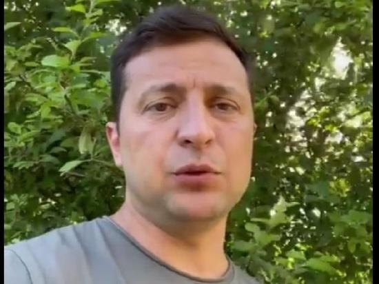 Зеленский запустил флешмоб перед матчем сборной Украины