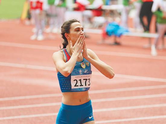 Легкая атлетика России выбрала участников Олимпийских игр