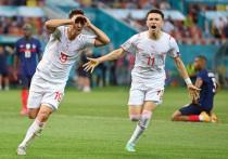 """После формирования итоговой сетки плей-офф, пара Франция-Швейцария казалась одной из самых предсказуемых. Французы, какой бы аккуратный футбол они не демонстрировали, все равно оставались фаворитами Евро-2020. Но скромная Швейцария дала настоящий бой. """"МК-Спорт"""" рассказывает подробности матча, в котором действующие чемпионы мира не смогли пробиться в четвертьфинал."""