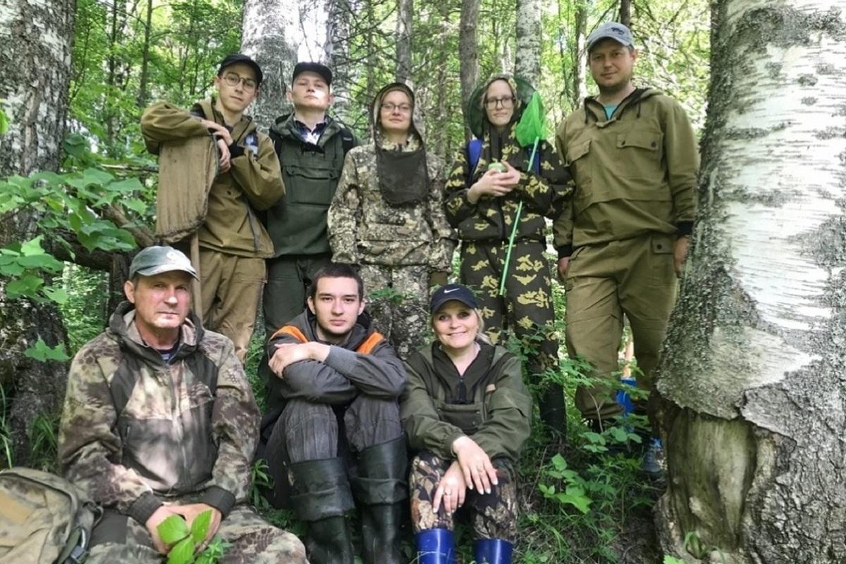 Костромские студенты-биологи подсчитали мышей и лягушек в Кологривском лесу
