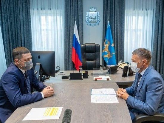 По поручению псковского губернатора пострадавшим от урагана районам окажут помощь