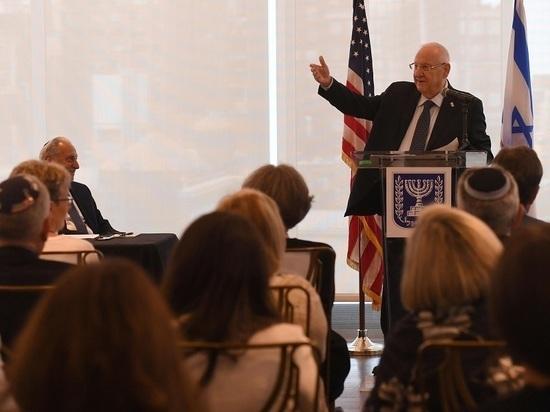 Для чего уходящий президент Израиля отправился в США?
