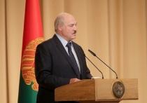 Президент Белоруссии Александр Лукашенко выступил на открытии Республиканского бала выпускников учреждений высшего образования