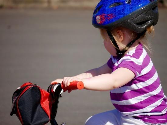 В Барнауле водитель «Жигули» сбил ребенка на велосипеде