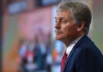 Песков: Россия выходит из кризиса, помощь бизнесу не нужна