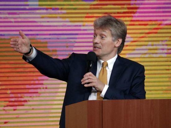 Песков заявил о добровольном характере вакцинации от COVID-19 в России