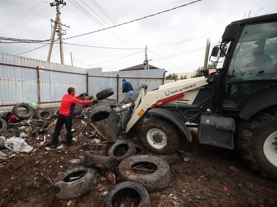 Волгоградский проект по переработке шин расширяет географию
