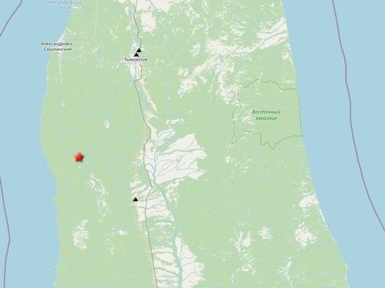 Два землетрясения за сутки произошли на Сахалине