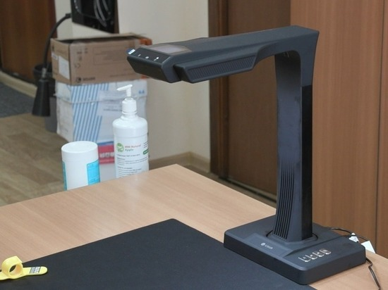 В камчатском избиркоме появился интеллектуальный сканер