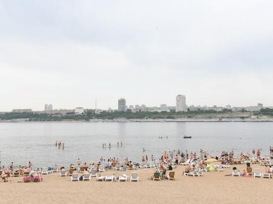 На юге Волгограда к июлю откроется пляж на 150 мест