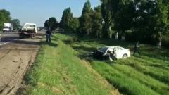 Три машины столкнулись на Кубани: пятеро погибших