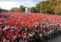 В Молдове 4 июля перед дворцом президента пройдет митинг