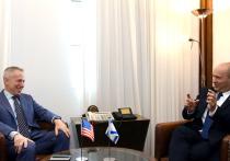 Нафтали Беннет провел встречу с исполняющим обязанности посла США