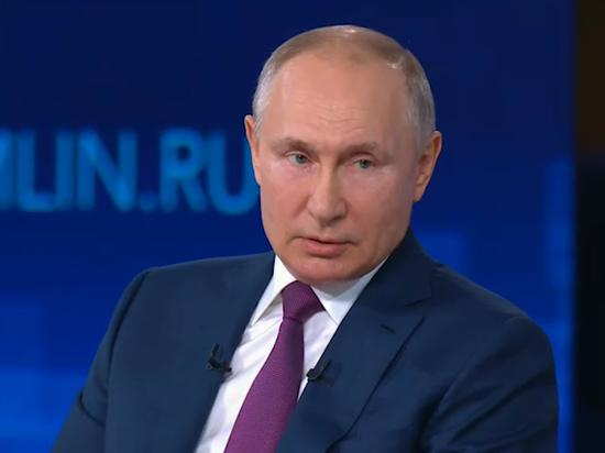 Все ответы президента на вопросы россиян