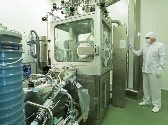 «МК» побывал на одном из крупнейших предприятий фармацевтического производства