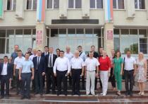 Молодые депутаты проанализировали развитие массового спорта в Динском районе