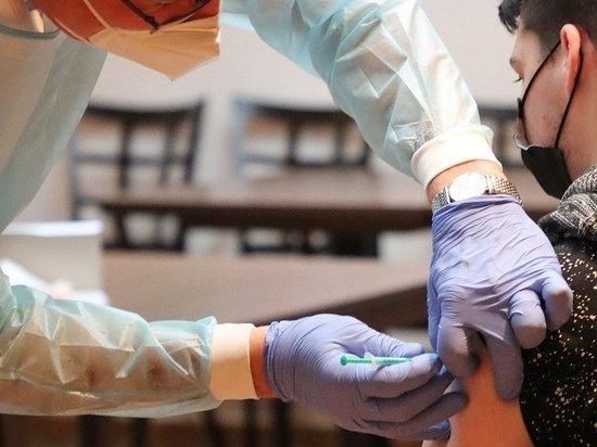 В Тюменской области вакцинировано более 40% жителей