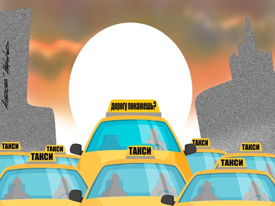 Глава ГИБДД намекнул на новые строгости для водителей такси