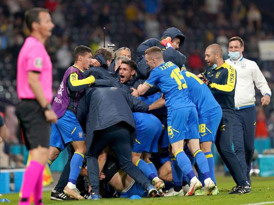 Победа Украины над Швецией вернула нас обратно в СССР