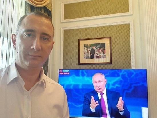 Шапша вслед за Путиным проведет прямую линию для калужан