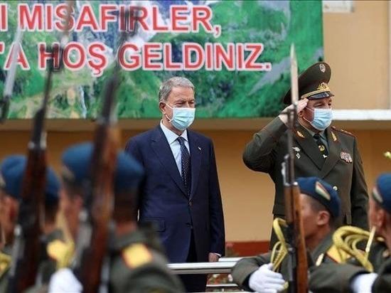 Турция заявила, что готова к углублению сотрудничества с Душанбе в сфере обороны