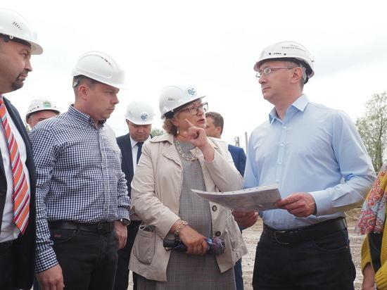 Власти рассказали о стройке covid-госпиталя в Калуге