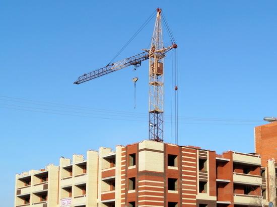 В январе-мае в Йошкар-Оле введено 54 500 квадратов жилья