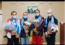 В Бурятию прибыла олимпийская сборная России по боксу